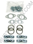 Muffler Installation Kit - Bus 64-67 or any 1500 or bigger engine