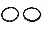 Bullet Style Turn Signal Seal (PAIR) (4-16)
