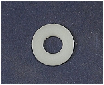 Washer (nylon) mirror arm/ vent wing 55-67  (9-9)