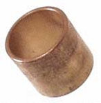 KING PIN BUSHING, brass, 1963-1967 Bus (1-15A)