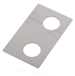 Steering Box Lock Tab --->67 Bus (1-14A)