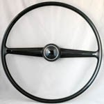 Bus Steering Wheel -->67 Black