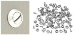 Screw and Washer Set For Panels ->64 (60 Pieces) (9-7)