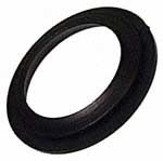 REAR HATCH BUTTON SEAL, 1964-1966 Bus, German  (3-1)