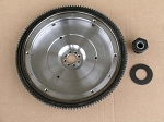 Flywheel 12V; 200mm; for Porsche 356/912; Also fits Early 36HP VW Type 1