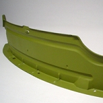 Headlight Support Panel Inner MID 55/67 LHD*** ORDER DIRECTLY FROM KLASSIC FAB.COM***