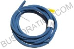 Brake Hose, Blue -  7mm
