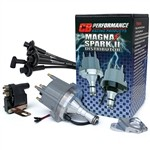 MAGNA Spark II, BLACK (Includes Wires, Distributor, Clamp & Coil)