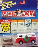 Monopoly Bus With BONUS Game Token