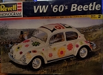 REVELL VW 60's Beetle Flower Bug MODEL