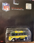 GREEN BAY PACKERS VW Bus 1:64 Die Cast  Official NFL