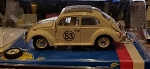 Johnny Lightning 2003 HERBIE THE LOVE BUG 1:18 Scale