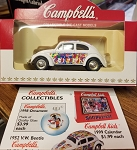 Campbell's Soup 1952 Beetle