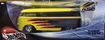 Hot Wheels VW DRAG BUS Yellow/Black/Red