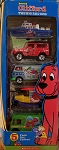 Matchbox 2003 CLIFFORD The Big Red Dog 5 Pack