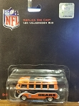 CHICAGO BEARS VW Bus 1:64 Die Cast  Official NFL