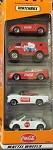 Matchbox COCA COLA New Beetle Convertible (5 PACK) 1999
