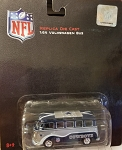 DALLAS COWBOYS VW Bus 1:64 Die Cast Official NFL