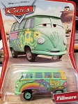 Disney Pixar CARS Movie Fillmore VW Bus