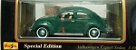 Maisto 1:18 Scale GREEN Volkswagen Export Sedan BUG 1951