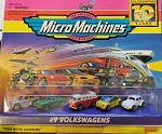 Micro Machines #9 Volkswagen (5) 1997