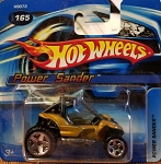 Hot Wheels POWER SANDER 2005
