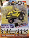 STOMPERS 4 X 4 Action BAJA BUG (RARE) 1997  (PLAIN BACKGROUND)