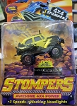 STOMPERS 4 X 4 Action BAJA BUG (RARE) 1997 (ROCK BACKGROUND)