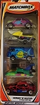 Matchbox WINGS N WATER 5 Pack 2000