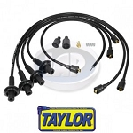 Ignition Wire Set 8MM Black 1200-1600 CC Engine