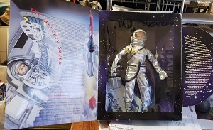 HASBRO GI JOE Mercury Astronaut (Commemorative Limited Edition) 1997