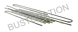 Brake Line Kit, Metal,-55 Barndoor