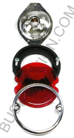 Tail Light  Assembly With Plastic Lens 58-61 EACH (4-11)