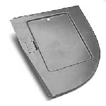 Battery Tray, Right Side, Fits all Buses 55-66,passenger 67