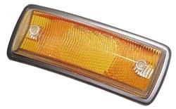 Front Turn Signal Lens, Right, 1968 - 1972 Bus (SOLD EACH) (B34)
