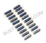 25 Amp Fuse, Blue  6 X 25mm   each