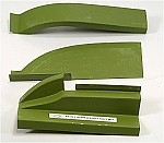 KF 104 - B Pillar Below Hinge (right side cargo doors)*** ORDER DIRECTLY FROM KLASSIC FAB.COM***