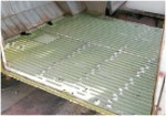 KF 129 - Cargo Floor 66/67 Left Hand Door*** ORDER DIRECTLY FROM KLASSIC FAB.COM***