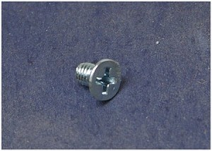 Screw 4MM for PopOut Frames (2-17) Frame to Body