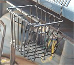 Cup Holder for Bus CHROME WIRE (2 Cup)